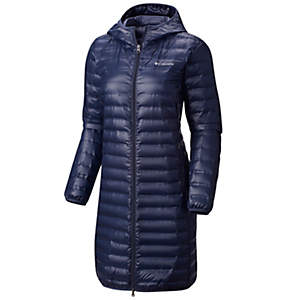 Veste longue en duvet Flash Forward™ Femme