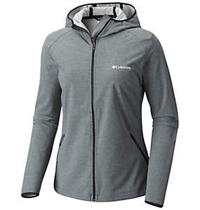 Women's Heather Canyon Softshell Jacket