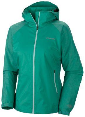 photo: Columbia Hot Thought Jacket waterproof jacket