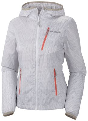 photo: Columbia Women's Trail Drier Windbreaker Jacket wind shirt