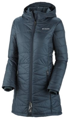 Women's Mighty Lite™ Hooded Jacket | Columbia.com
