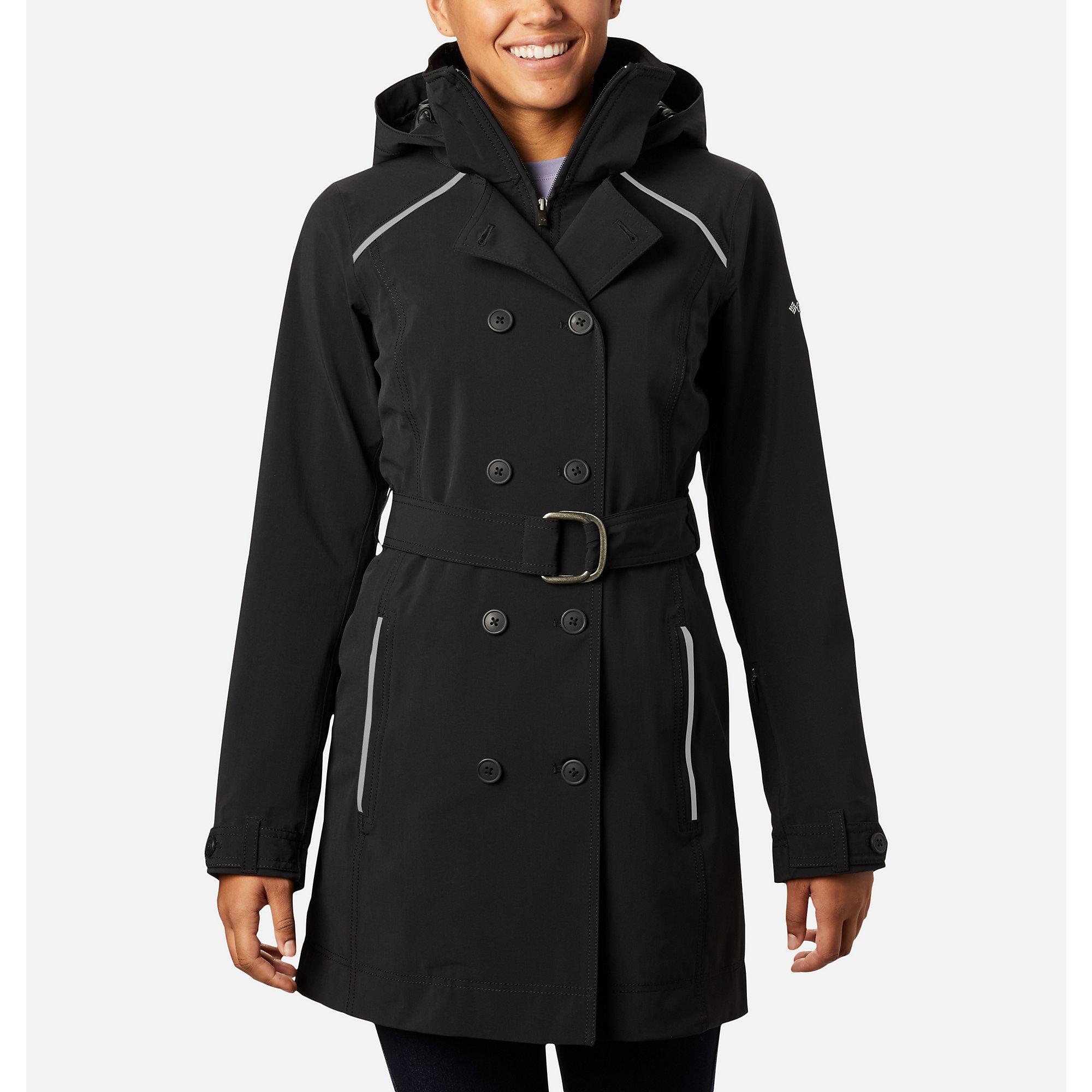 photo: Columbia Zenith Vista Jacket waterproof jacket