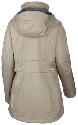 Women's Precipitation Nation waterproof rain jacket | Columbia.com