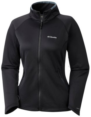 photo: Columbia Women's Evap-Change Fleece Jacket
