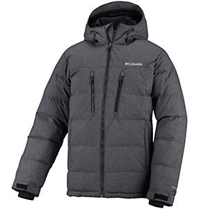 Men's Alaskan™ II Down Hooded Jacket