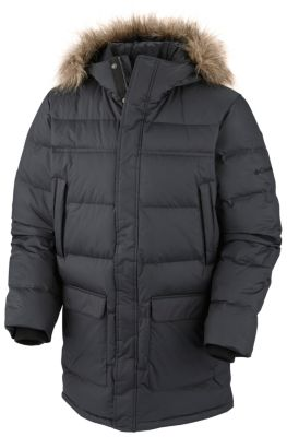 Men's Portage Glacier™ III Down Long Jacket