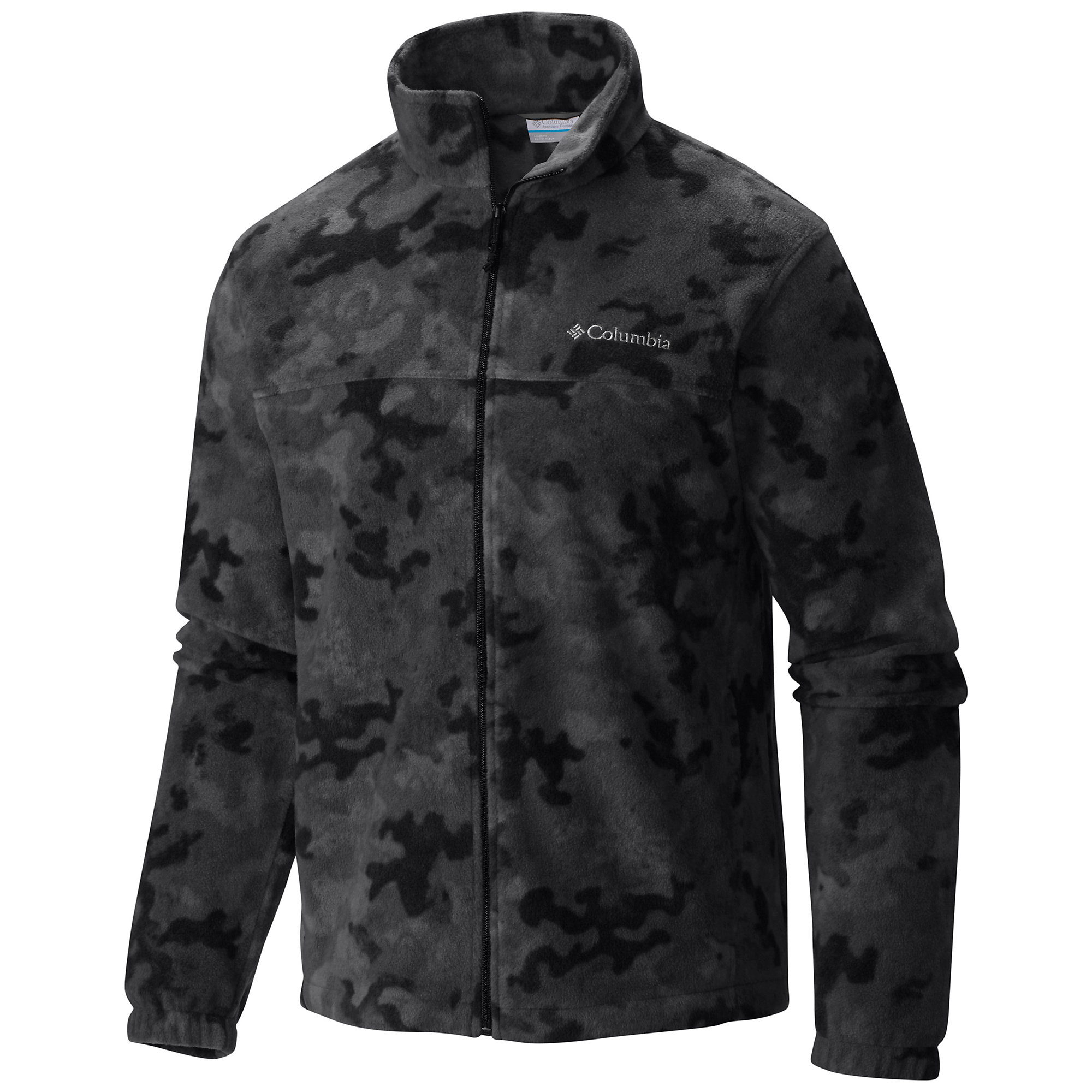 photo: Columbia Steens Mountain Print fleece jacket