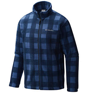 Men's Steens Mountain™ Print Fleece Jacket