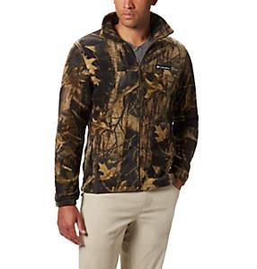 Men's Steens Mountain™ Print Fleece Jacket
