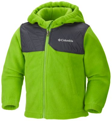 Boy's Snow Buddy™ Fleece Jacket — Infant