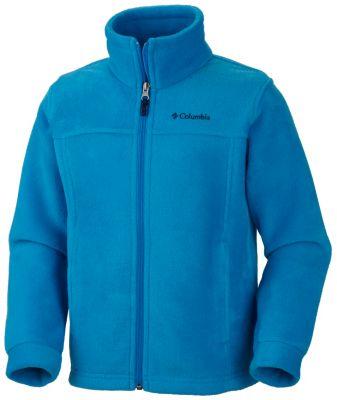 photo: Columbia Kids' Steens Mountain II fleece jacket