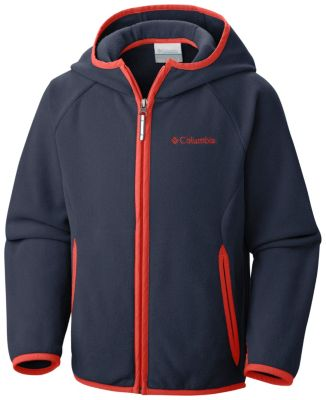 photo: Columbia Kids' Fast Trek Hoodie