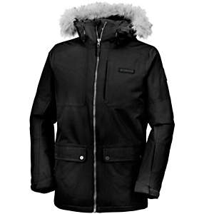 Men's Catacomb Crest™ Insulated Parka Jacket