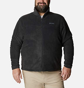 Mens Fleece Zip Up Jacket - JacketIn