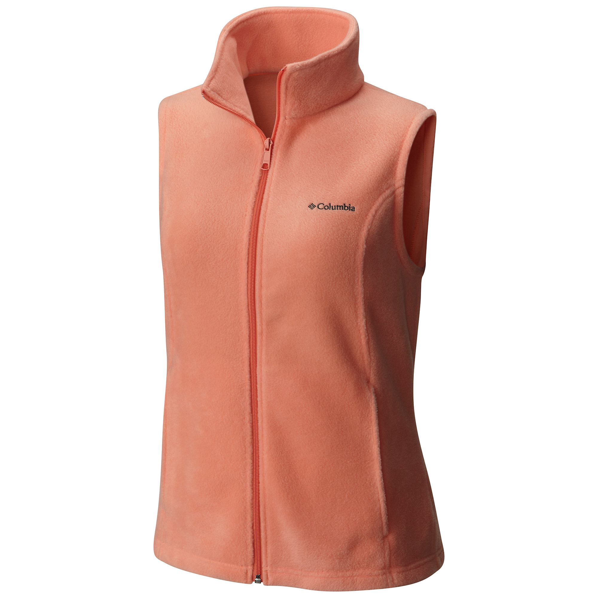 photo: Columbia Benton Springs Vest fleece vest