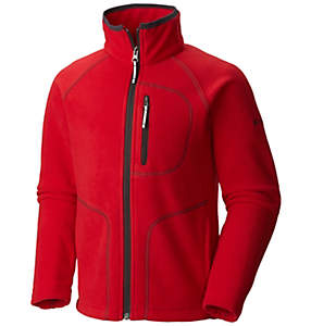 Youth Fast Trek™ II Full Zip Fleece Jacket
