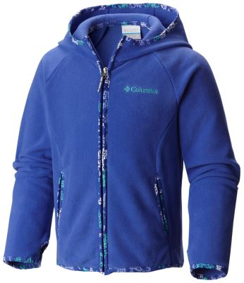 photo: Columbia Boys' Fast Trek Hoodie