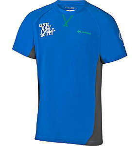 Boy's UTMB® Silver Ridge Short Sleeve Tee