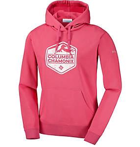 Chamonix Logo Hoodie für Damen