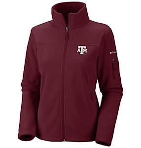 Women's Collegiate Give and Go™ Full Zip Fleece Jacket - Texas A&M