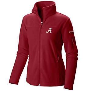 Women's Collegiate Give and Go™ Full Zip Fleece Jacket - Alabama
