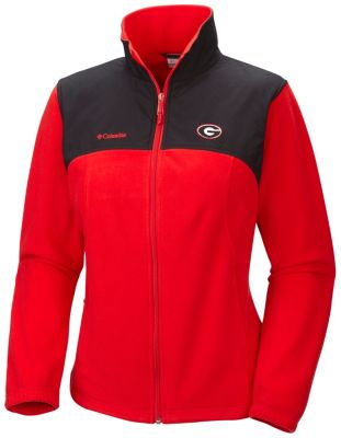 photo: Columbia Fast Tech Overlay Full Zip Fleece