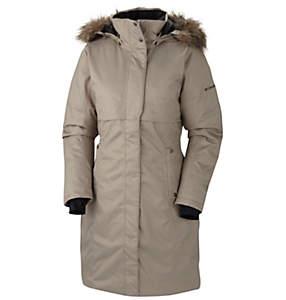 Women's Apres Arson™ Long Down Jacket