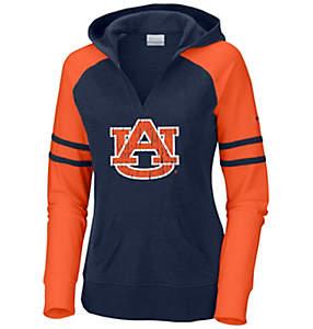 Women's Collegiate Campus Cutie™ Long Sleeve Hoodie - Auburn