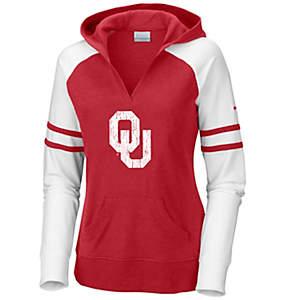 Women's Collegiate Campus Cutie™ Long Sleeve Hoodie - Oklahoma