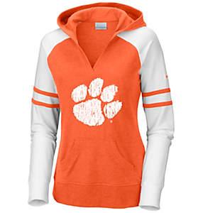 Women's Collegiate Campus Cutie™ Long Sleeve Hoodie - Clemson