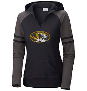 Women's Collegiate Campus Cutie™ Long Sleeve Hoodie - Missouri