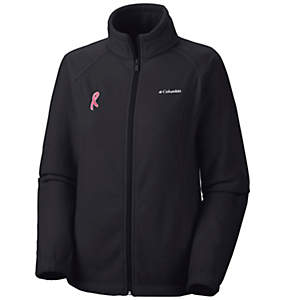 Women's Tested Tough In Pink™ Benton Springs Full Zip Jacket