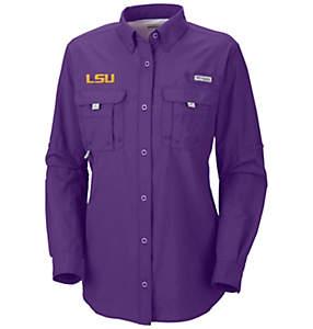 Women's Collegiate Bahama™ Long Sleeve Shirt - LSU
