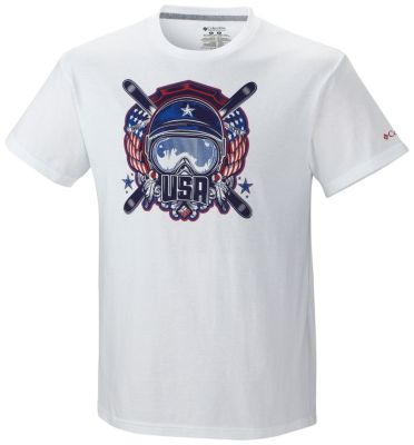 Men's USA Freestyle Ski Team Graphic Tee