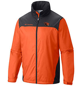 Men's Collegiate Glennaker Lake™ Stow-Hood Rain Jacket - Oregon State