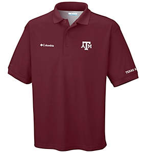 Men's Collegiate Perfect Cast™ Polo - Texas A&M