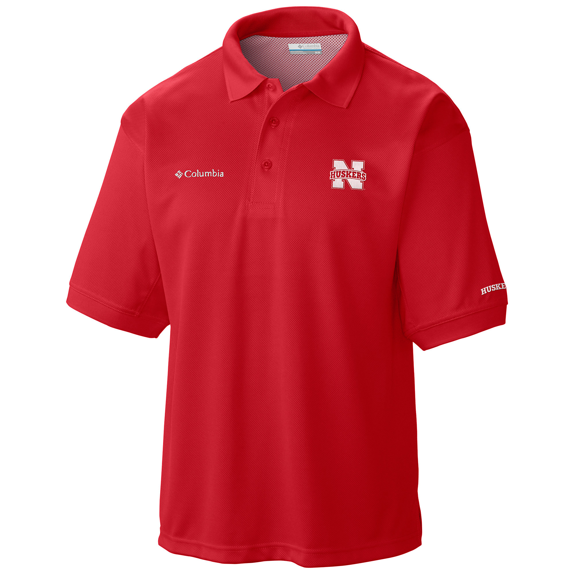Columbia Collegiate Perfect Cast Polo