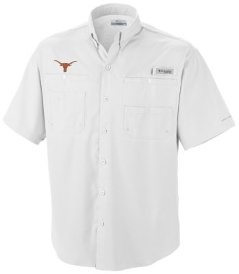 Men's Collegiate Tamiami™ Short Sleeve Shirt - Texas