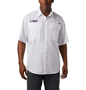 Men's Collegiate Tamiami™ Short Sleeve Shirt - LSU