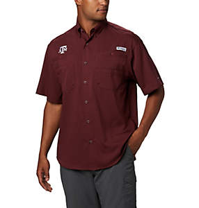 Men's Collegiate Tamiami™ Short Sleeve Shirt - Texas A&M