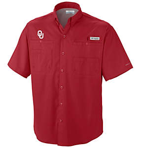 Men's Collegiate Tamiami™ Short Sleeve Shirt - Oklahoma