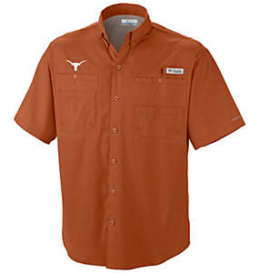 Men's Collegiate Tamiami™ Short Sleeve Shirt - Texas