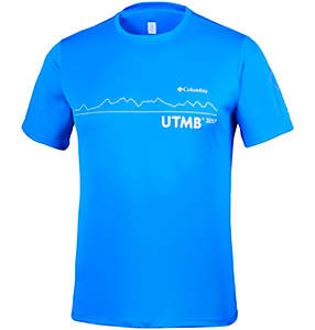 T-shirt Zero Rules™ Short Sleeve UTMB da uomo