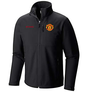 Chaqueta softshell Ascender™ para hombre - Manchester United