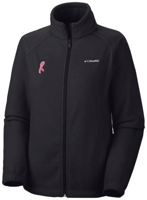 Women's Tested Tough In Pink™ Benton Springs Full Zip - Plus Size