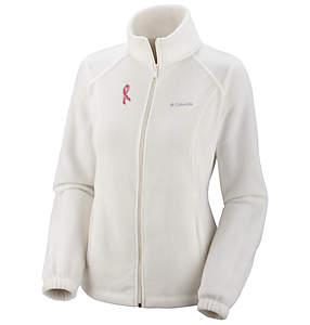 Women's Tested Tough In Pink™ Benton Springs Full Zip - Plus Size