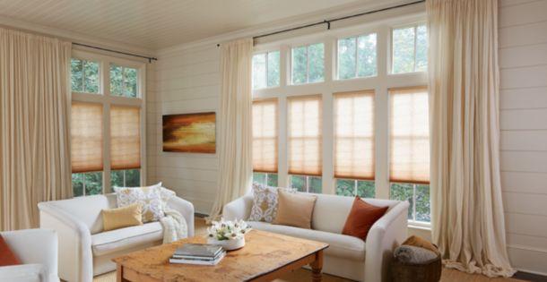 Curtains Ideas curtains blinds shades : Honeycomb Shades | Kirsch.com