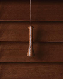Transitional Chestnut Tassel & Wand
