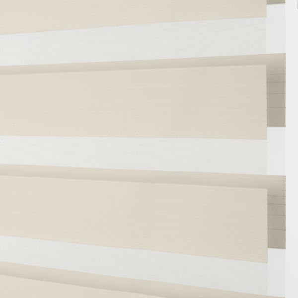 Banded Shades - Noble Light Filtering - Cream 4B1WH035