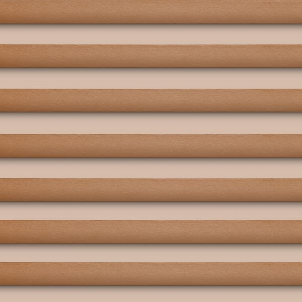 Cellular Shades - Designer Colors Double Cell Light Filtering - Brick 124BE016